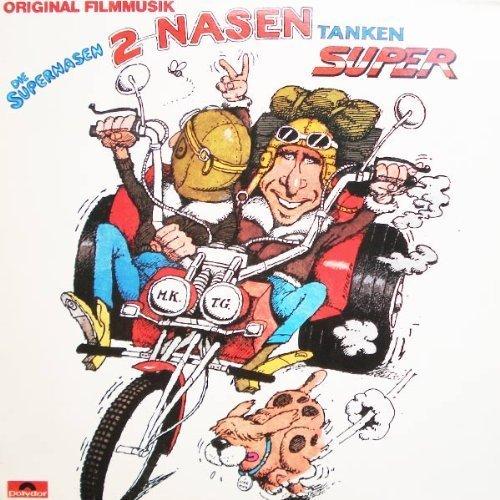 Bild 1: 2 Nasen tanken Super (1984),