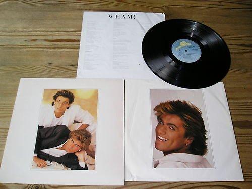 Bild 1: Wham!, Make it big (1984)