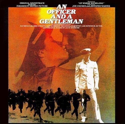 Bild 1: An Officer and a Gentlemen (1982), Joe Cocker and Jennifer Warnes, ZZ Top, Pat Benatar..