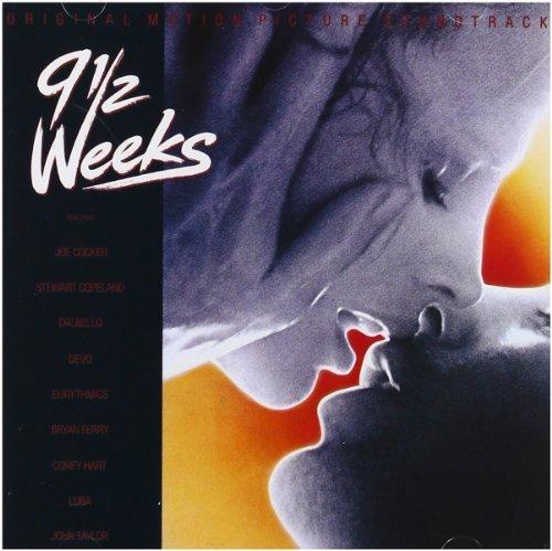 Bild 1: 9 1/2 Weeks (1986), Joe Cocker, Eurythmics, Bryan Ferry..