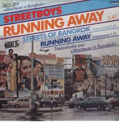 Bild 1: Abenteuer in Bangkok (1986), Running away (by Streetboys)