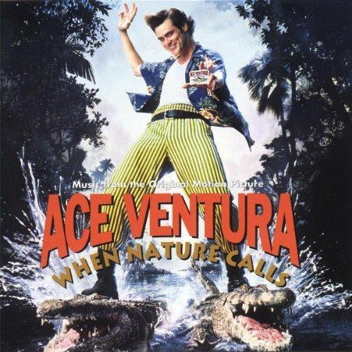 Bild 1: Ace Ventura-When Nature calls (1995), Pato Banton/Sting, White Zombie, Montell Jordan..