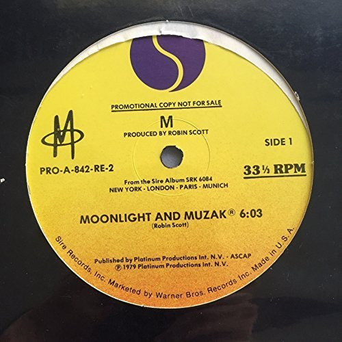 Bild 2: M, Moonlight and Muzak (1979)