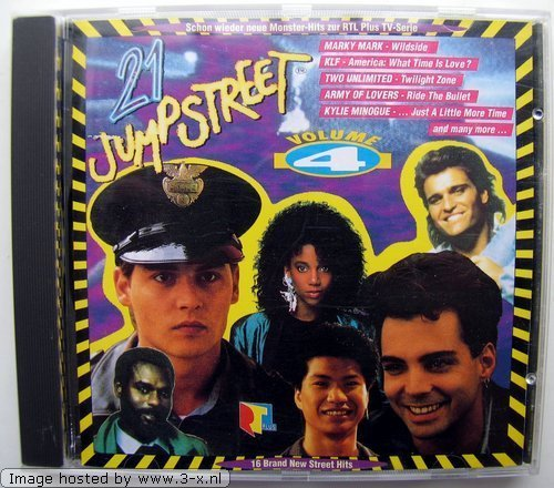 Bild 1: 21 Jump Street 4 (1992), Marky Mark, Klf,  2 Unlimited, Army of Lovers, Kylie Minogue..