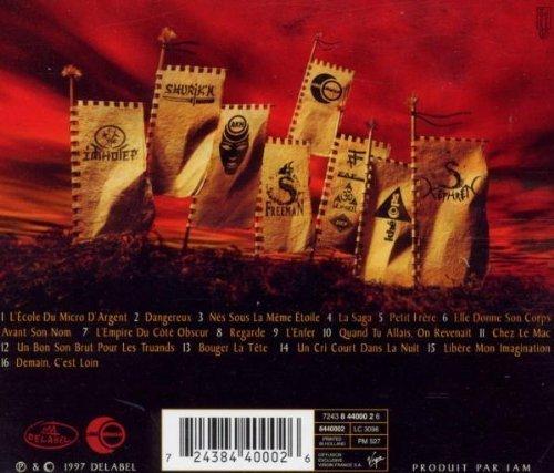 Bild 2: Iam, L'école du micro d'argent (1997)