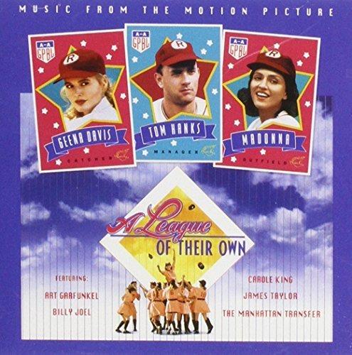 Bild 1: A League of their own (1992), Carole King, Manhattan Transfer, James Taylor, Billy Joel..
