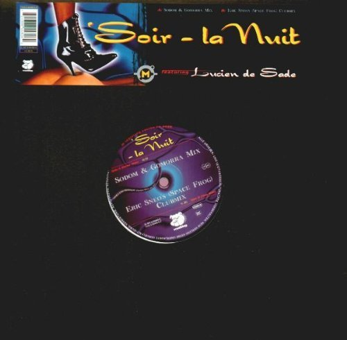 Bild 2: M, 'Soir-la nuit (Sodom & Gomorra/Eric Sneo's [Space Frog] Clubmixes, feat. Lucien de Sade)