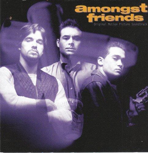 Bild 1: Amongst Friends (1993), Big Audio Dynamite II, Lemonheads, Tone Loc..