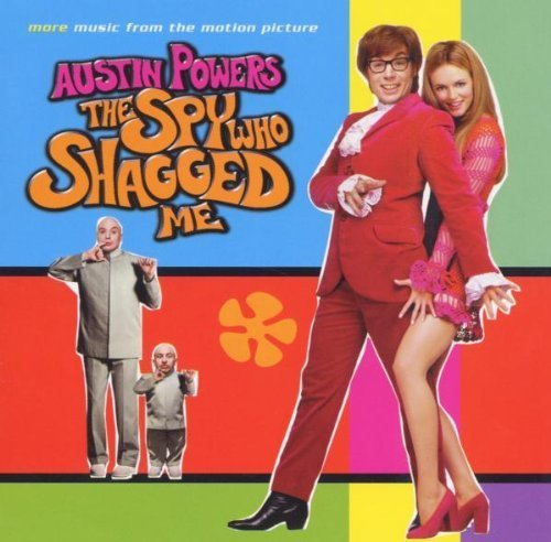 Bild 1: Austin Powers-The Spy who shagged Me-More (1999), Lords of Acid, Monkees, Madonna..