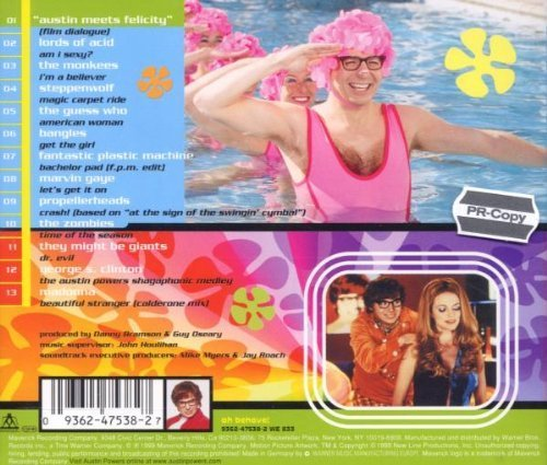 Bild 2: Austin Powers-The Spy who shagged Me-More (1999), Lords of Acid, Monkees, Madonna..