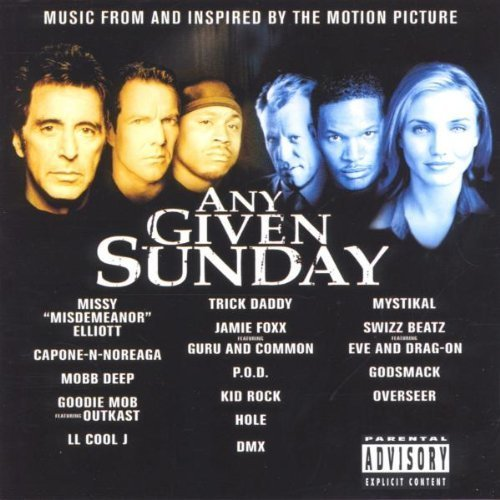 Bild 1: Any given Sunday (2000), Missy Elliott, LL Cool J, Kid Rock..