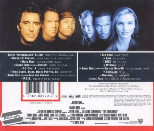 Bild 2: Any given Sunday (2000), Missy Elliott, LL Cool J, Kid Rock..