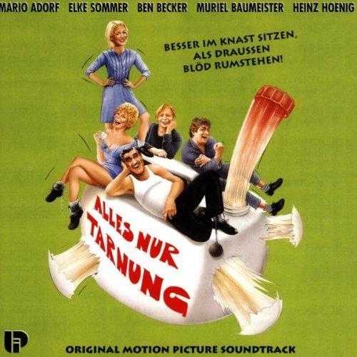 Bild 1: Alles nur Tarnung (1996, starring Mario Adorf, Ben Becker..), Desmond Dekker, Roland W., Dana..