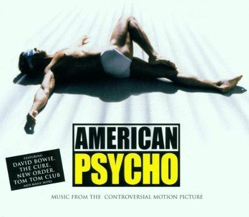 Bild 1: American Psycho (2000), David Bowie, Cure, New Order..