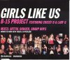 B-15 Project, Girls like us (Artful Dodger/Sharp Boys Mixes, feat. Crissy D & Lady G)