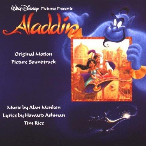 Bild 1: Aladdin (Walt Disney, 1992), Alan Menken, Howard Ashman, Tim Rice, Belle/Bryson