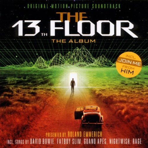 Bild 1: 13th Floor (1999), HIM, Wolfsheim, Fatboy Slim, Glow, David Bowie..