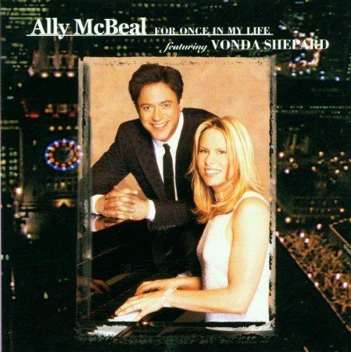Bild 1: Ally McBeal-For Once in My Life (2001), Vonda Shepard, Robert Downey jr. & Sting, Al Green, Tina Turner, Tom Jones..