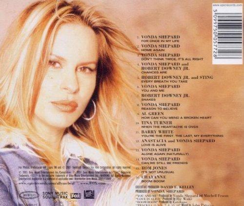 Bild 2: Ally McBeal-For Once in My Life (2001), Vonda Shepard, Robert Downey jr. & Sting, Al Green, Tina Turner, Tom Jones..