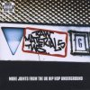 Raw Materials 2 (UK Hip Hop Underground, 2000), Last Men Standing, Doc Brown, Task Force, Lee Ramsey, Braintax, Krispy..