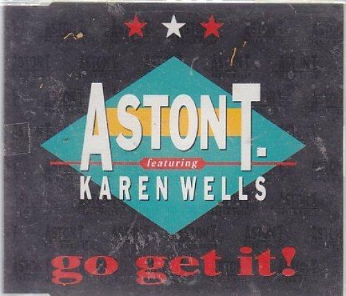 Bild 1: Aston T., Go get it! (feat. Karen Wells)