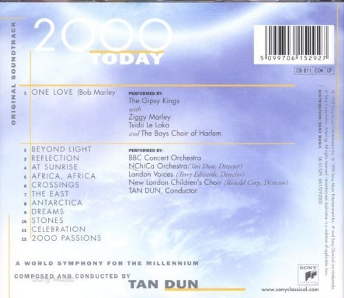 Bild 2: 2000 Today (1999), Gipsy Kings, Ziggy Marley..