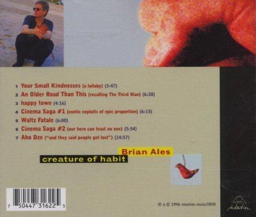Bild 2: Brian Ales, Creature of habit (1996)