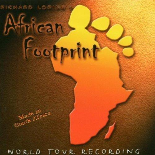 Bild 1: Richard Loring's African Footprint, World tour recording (2003)