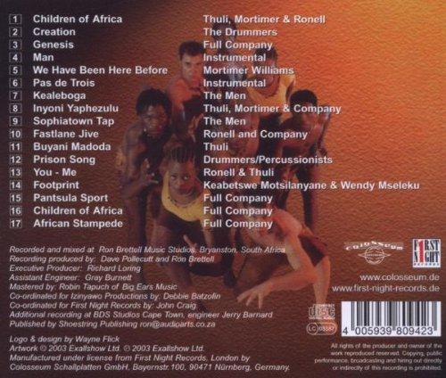 Bild 2: Richard Loring's African Footprint, World tour recording (2003)