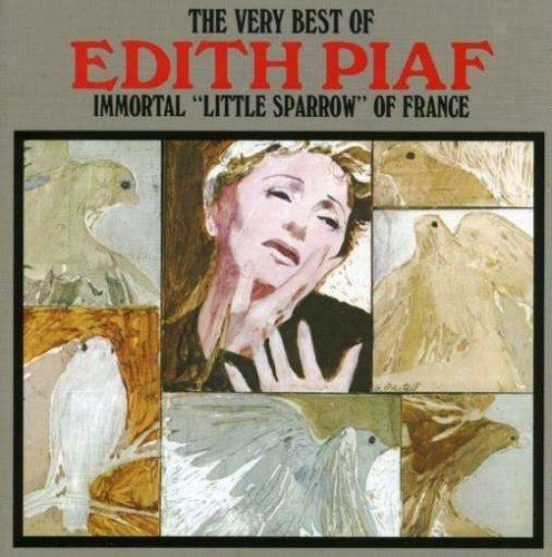 Bild 1: Edith Piaf, Very best of (1987, Capitol)