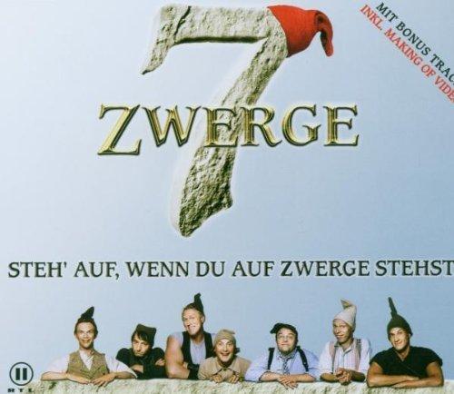Bild 1: 7 Zwerge (2006), Steh' auf, wenn du auf Zwerge stehst (4 tracks/making of)
