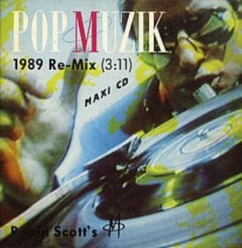 Bild 1: M, Pop muzik (1989 Re-Mix/Orig., #zyx6179)
