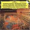 Albinoni, Adagio g-moll/Pachelbel: Kanon & Gigue/Bach: Air.., BWV 1068.. (DG, 1984) (Berliner Philharmoniker/Karajan)