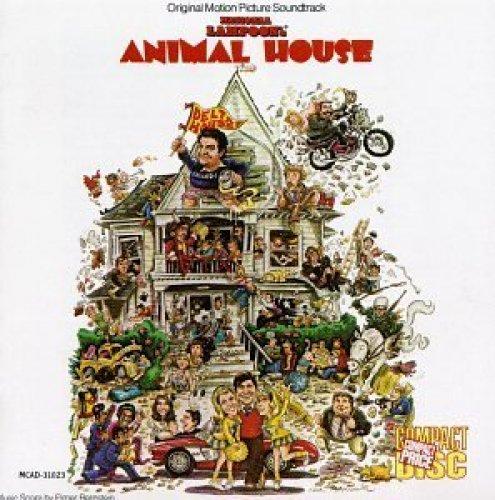 Bild 1: Animal House (1978), Elmer Bernstein, John Belushi, Sam Cooke..