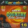Karaoke Bay-Great Country Love Songs (2003, US), Amazed, You were mine, You're still the one, Butterfly kisses..