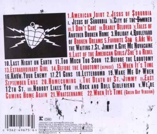 Bild 2: American Idiot (2010), Original Broadway cast (feat. Green Day)